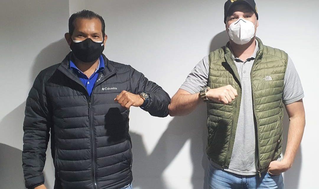LA FÓRMULA QUEZADA – FORSYTH: Excandidato a la región La Libertad apuesta por el partido Victoria Nacional