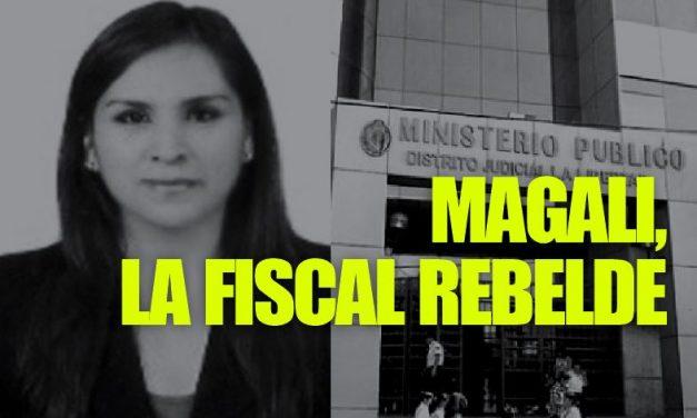 MAGALI ZUMARÁN: LA FISCAL REBELDE | Empeora la situación legal de funcionaria del Ministerio Público