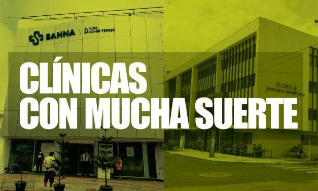 ESCÁNDALO: VACUNARON A PERSONAL QUE NO ATENDÍA PACIENTES COVID-19   Aquí los 159 trabajadores de clínicas que fueron inmunizados indebidamente en La Libertad
