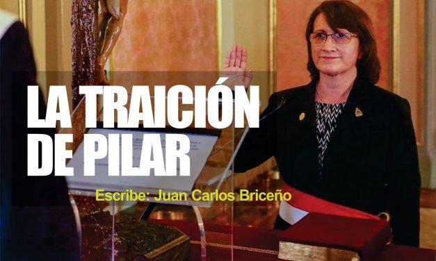 #DeMiPuño&Letra: «PILAR, FUISTE LA PEOR» | El periodista Juan Carlos Briceño y su columna en torno al escándalo de la exministra de salud