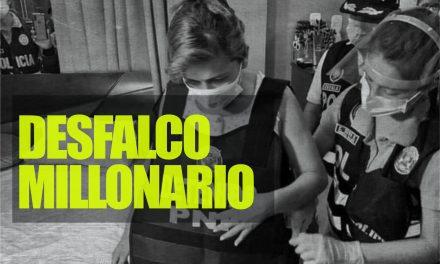 LA ALCALDESA DEL MAL | Detienen a autoridad apepista por ser la presunta líder de organización criminal en Ucayaly