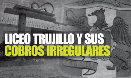 APAFA SIGUE HACIENDO DE LAS SUYAS | Padres de familia de colegio Liceo Trujillo denuncian cobro obligatorio de S/. 401.00 para que institución reciba a sus hijos