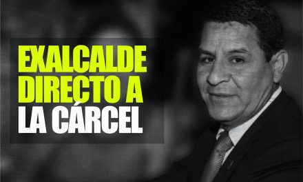 APEPISTA A LA CÁRCEL | Condenan por colusión a exalcalde de Víctor Larco, Carlos Vásquez Llamo