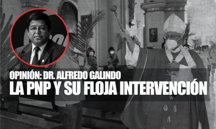 ¿INTERVENCIÓN A MEDIAS? | Especialista asegura que Policía Nacional omitió deberes funcionales al intervenir misa prohibida en Catedral de Trujillo