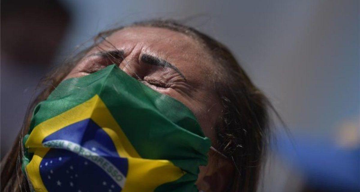 RONDA LA TRAGEDIA | COVID-19 en Brasil pone en peligro a la región y alerta al mundo