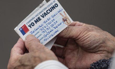 ¡SORPRENDE AL MUNDO!   Chile supera a Israel y se convierte en el país que más rápido vacuna contra el coronavirus