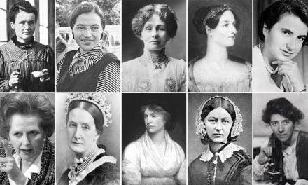 DÍA INTERNACIONAL DE LA MUJER | Estas son las 100 mujeres que cambiaron el mundo