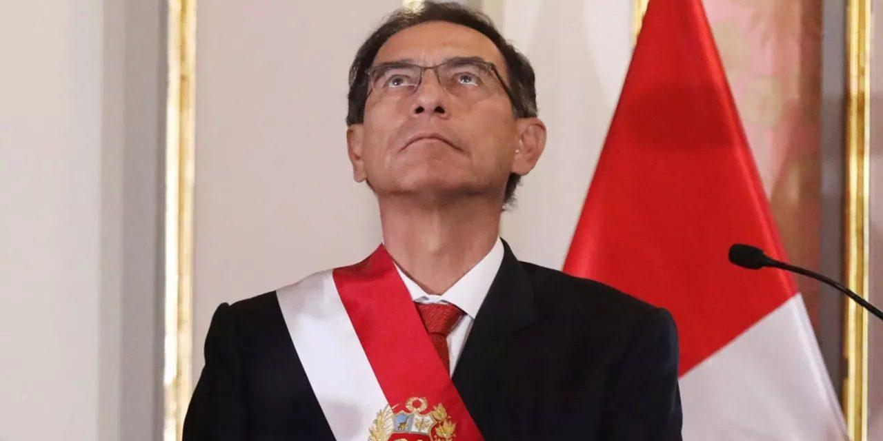 AHORA LE TOCA A VIZCARRA   Todos los presidentes peruanos para los que la Fiscalía pidió prisión