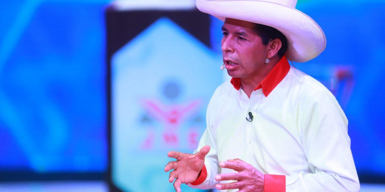Pedro Castillo: conoce aquí el plan de gobierno de Perú Libre