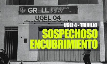GRELL: ABANDONO DE CARGOS EN COLEGIOS Y EL SILENCIO DE FUNCIONARIOS | Congresista liberteña pone bajo la lupa sospechoso accionar en UGEL 4