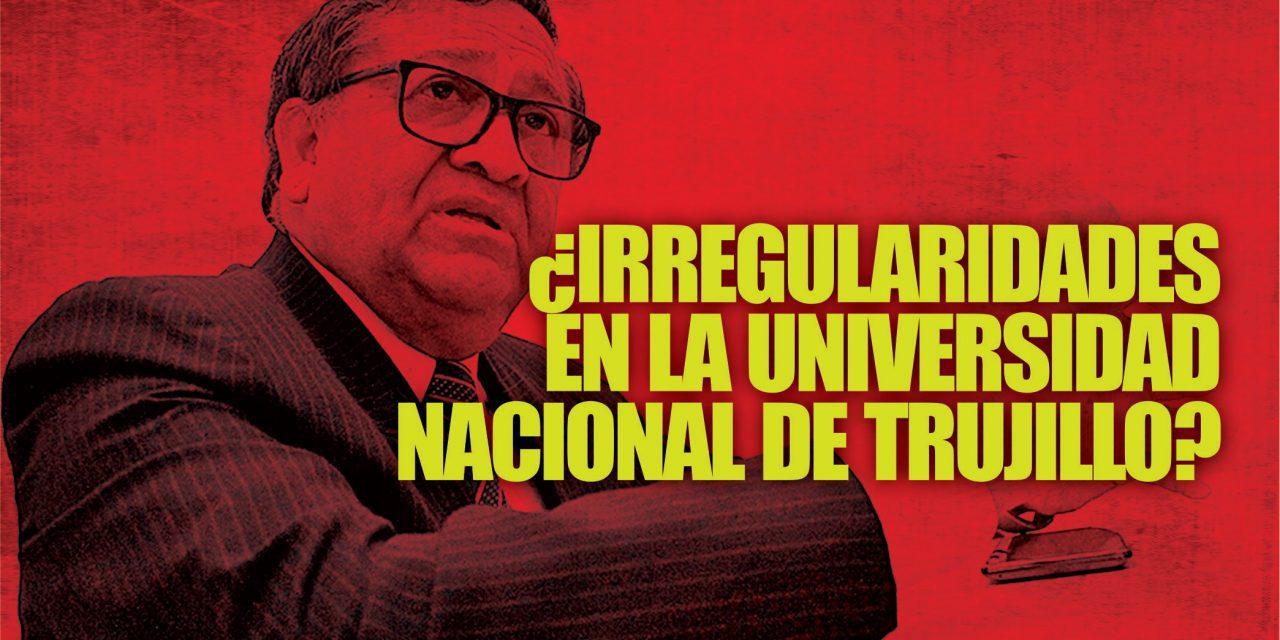 Escándalo en la UNT: rector Carlos Vásquez Boyer designa a contratista sancionado por falsificación de documentos en el TCE