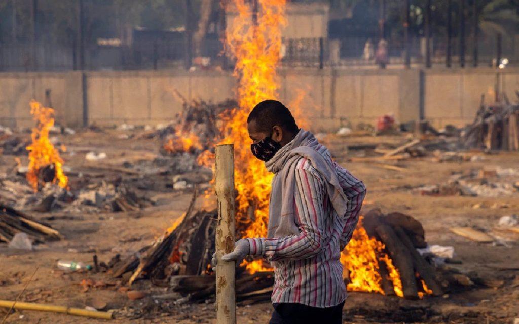 COVID-19: en medio de crisis, la contaminación del aire en la India llega a niveles peligrosos