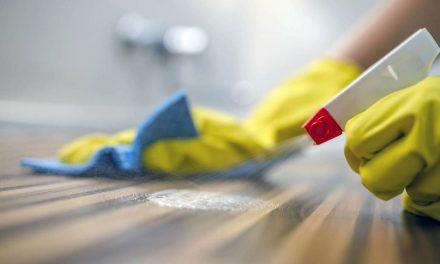 """COVID-19: desinfectar superficies como prevención suele ser """"teatro"""", advierten los CDC"""