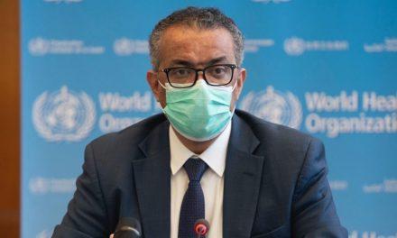 """COVID-19: La OMS advirtió que el mundo se acerca a """"la tasa de infección más alta durante la pandemia"""""""