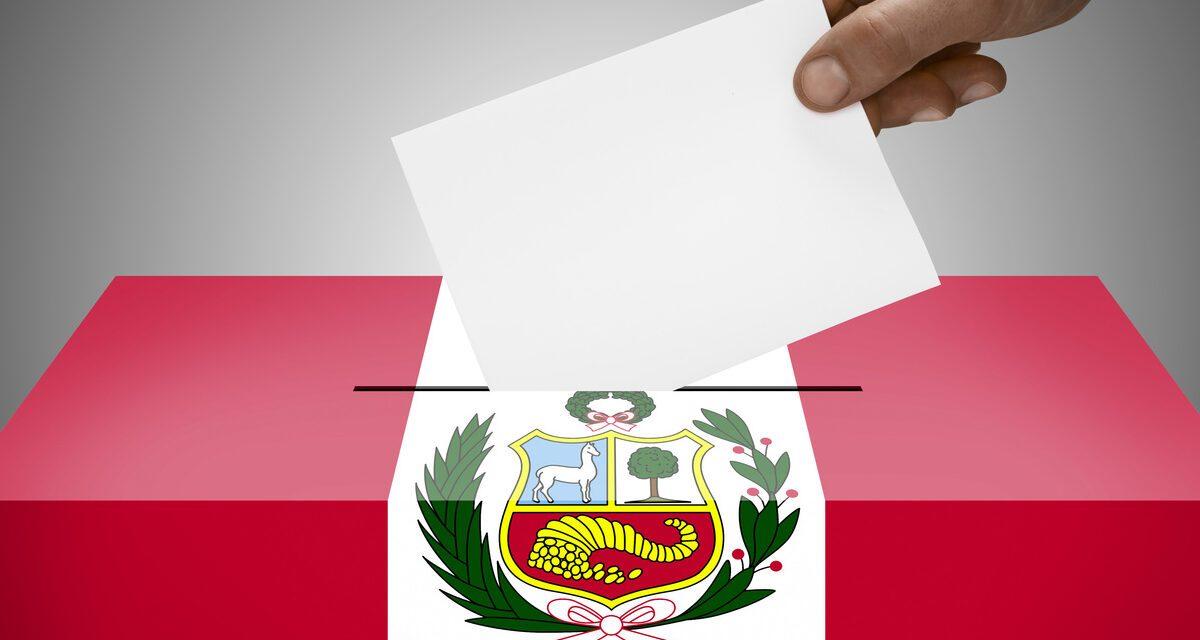 LA IMPORTANCIA DE VOTAR BIEN | Periodista y docente, Vicente Sánchez, explica por qué ir a las urnas este 11 de abril