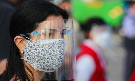 COVID-19: consideraciones para el buen uso del protector facial