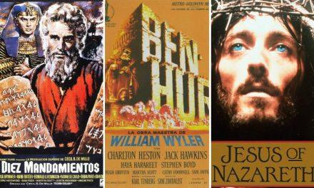 SEMANA SANTA EN CASA | Estos son los clásicos de cine para disfrutarlos en familia