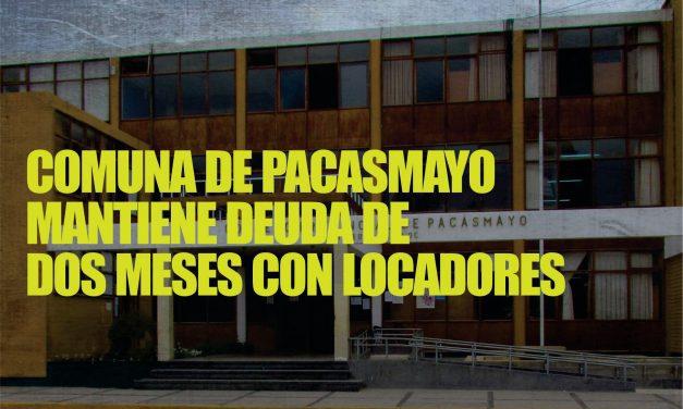 PACASMAYO: extrabajadores de la MPP denuncian estar impagos, desde hace dos meses