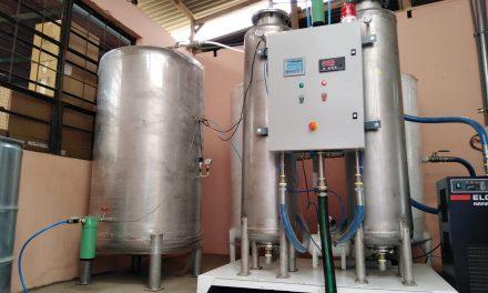Trujillo: presentan nueva planta de oxígeno para el hospital Regional Docente