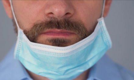 COVID-19: personas con barba tienen mayor riesgo de contagiarse, según INS