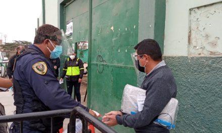 Trujillo: inician vacunación a mayores de 60 años, en La Esperanza