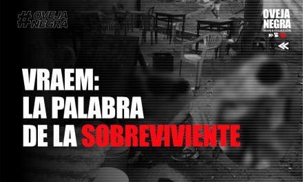 Masacre en el VRAEM: testimonio de la sobreviviente de la matanza de 16 personas