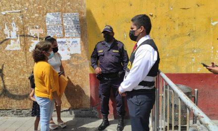 Sagasti en Trujillo: cierre de calles del centro histórico generó molestia a trujillanos