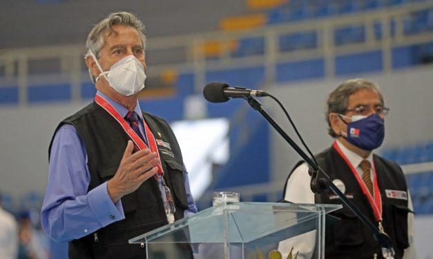 Vacunadores que incumplan protocolos serán duramente castigados, afirma Sagasti