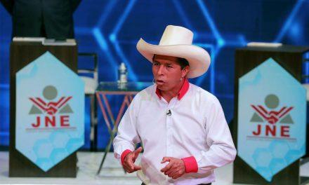Castillo acepta debates del JNE y en 10 días tendrá que mostrar a sus técnicos