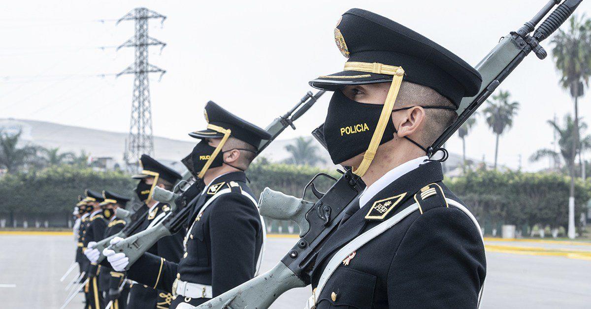 Mininter: perfil del policía del futuro estará listo en junio de este año