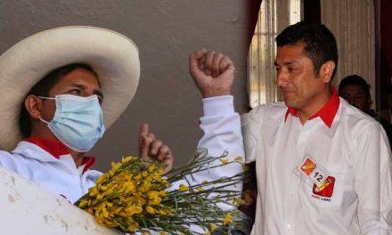Guillermo Bermejo presentó a Pedro Castillo con los cocaleros del Vraem