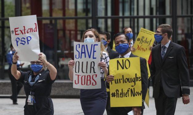 Millones de estadounidenses siguen sin empleo tras la pandemia