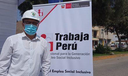 Laredo: un promedio de 100 ciudadanos se beneficiarán con programa 'Trabaja Perú'