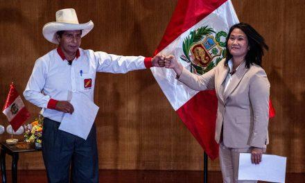 Proclama ciudadana: estos son los 12 compromisos asumidos por Pedro Castillo y Keiko Fujimori