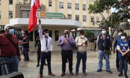COVID-19: vacunarán a trabajadores municipales de la provincia de Trujillo, en el mes de junio
