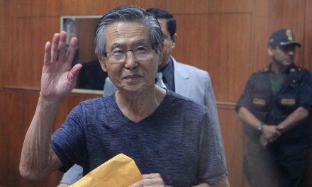 Alberto Fujimori fue vacunado contra la COVID-19 en el penal de Barbadillo
