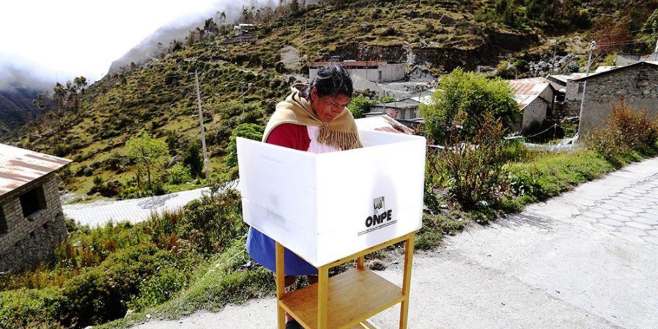 Elecciones 2021: así votaron las regiones y los distritos más pobres del país