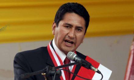 Vladimir Cerrón lanza advertencia a aliados e invitados de Pedro Castillo