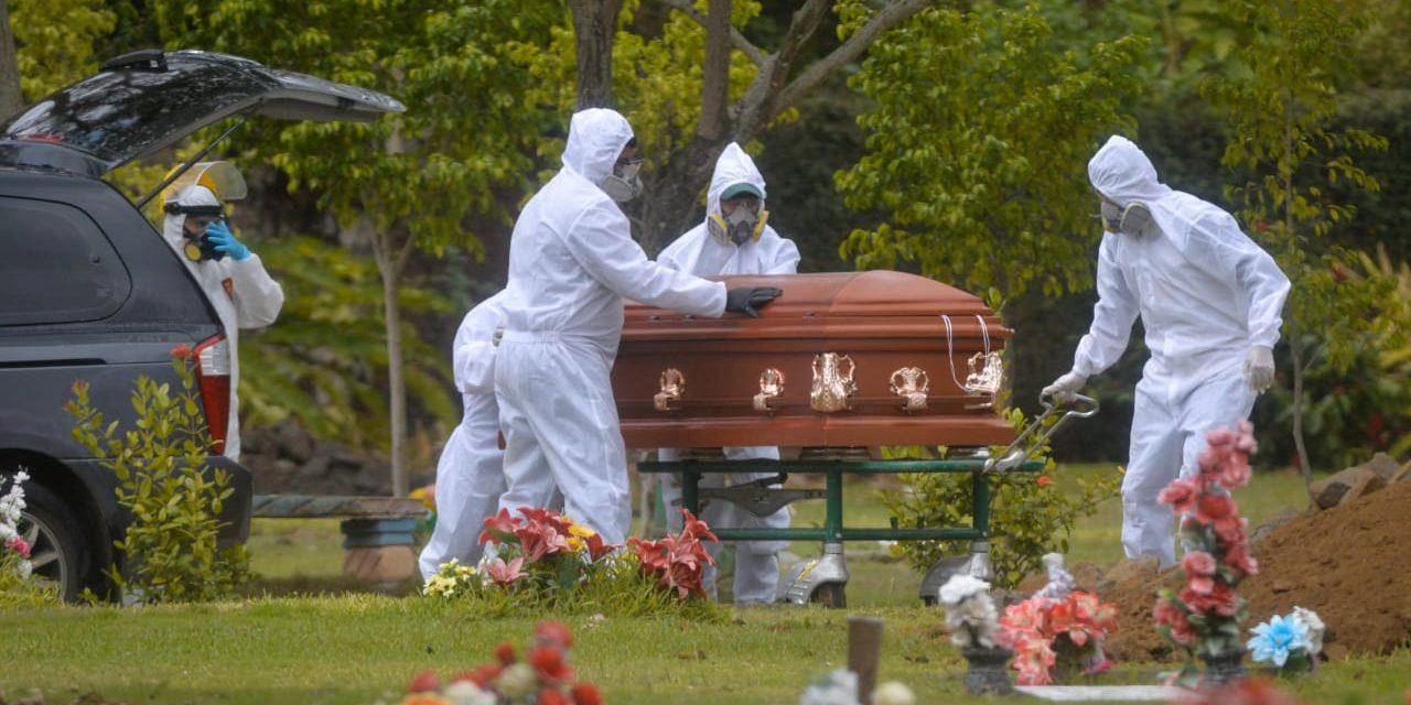 Perú se convierte en el país con la mayor tasa de mortalidad per cápita del mundo, por coronavirus