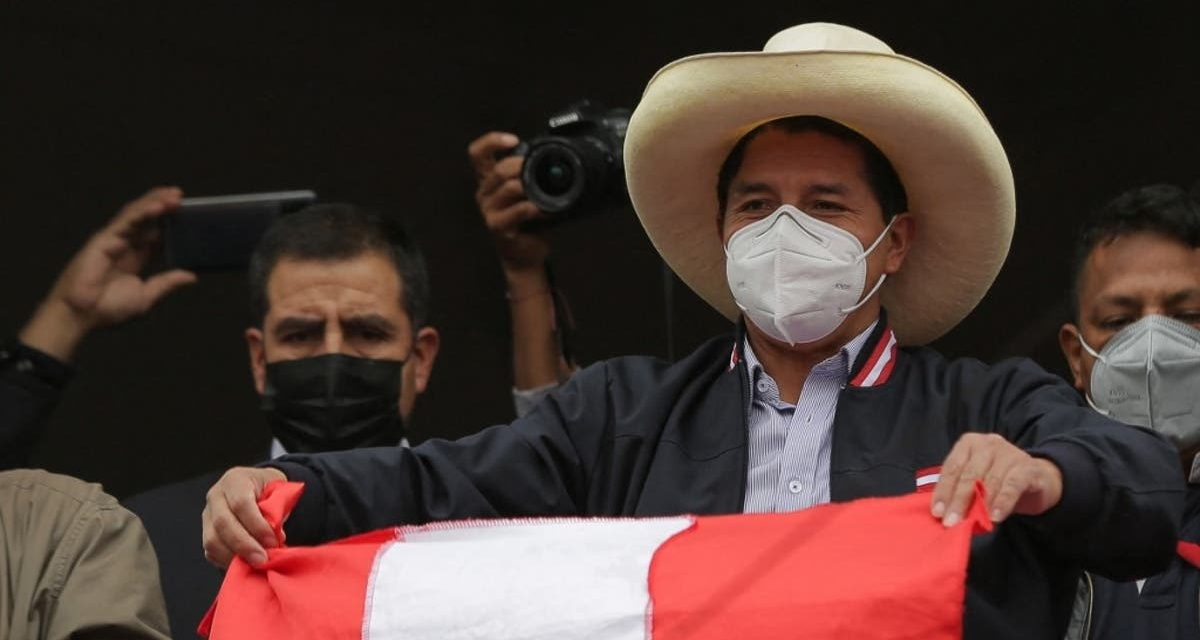 Venezuela es el país de América donde menos peruanos votaron por Pedro Castillo