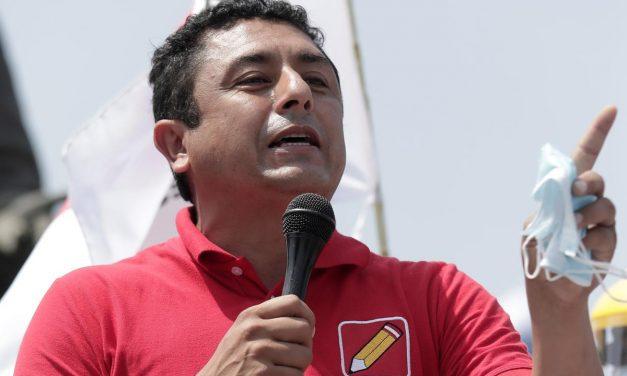 Guillermo Bermejo: Fiscalía pide impedimento de salida del país para congresista electo de Perú Libre