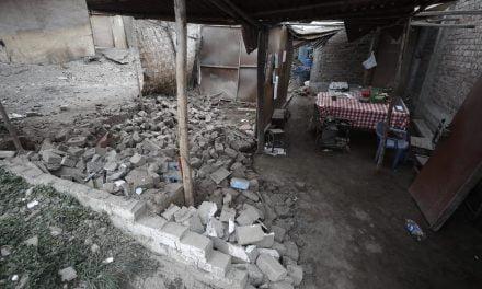 Sismo el Lima: un muerto, 19 damnificados, 121 afectados y 20 heridos, confirma Indeci