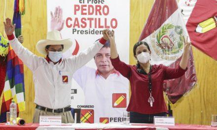 """Betsy Chávez sobre opción  que Verónika Mendoza sea premier de Castillo: """"no lo considero posible"""""""
