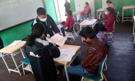Pataz: ONPE ultima detalles para próximas elecciones presidenciales