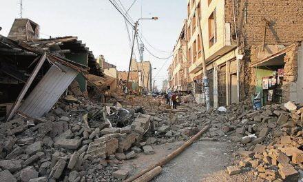 ¿Cómo actuar ante posibles riesgos de infraestructura después de un sismo?