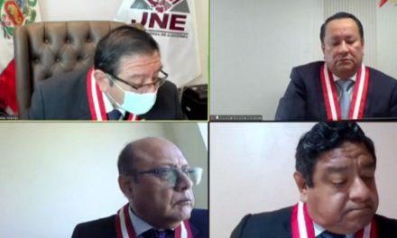 JNE rechazó 10 expedientes de apelaciones presentados por Fuerza Popular