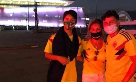 Familia viajó a la Copa América y al llegar se enteraron de que se juega sin público