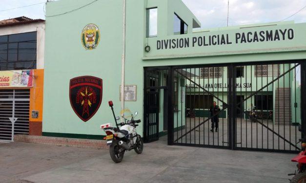 Pacasmayo: sujeto detenido por, presuntamente, chantajear sexualmente a una mujer