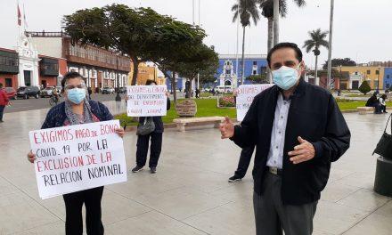 Trujillo: trabajadores del hospital Belén protestan por irregularidades